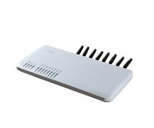 WoIP 8 - VoIP шлюз на 8 3G каналов